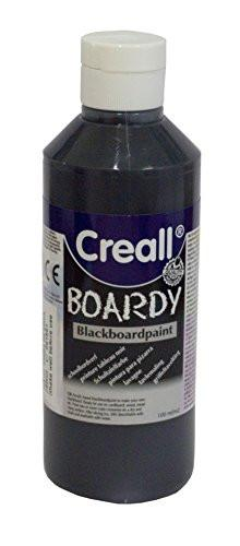 "Creall Havo34004 250 ml ""Black Havo Boardy"" Blackboard Paint Bottle"