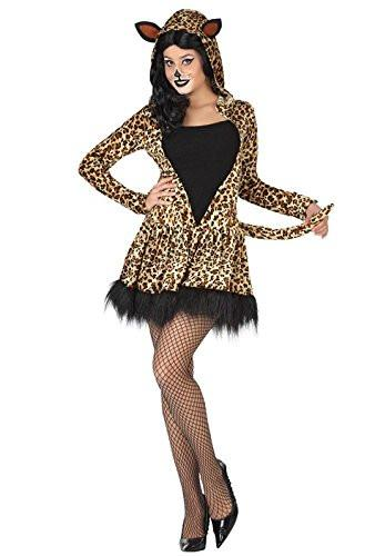 atosa 26912 Leopard Woman's Costume