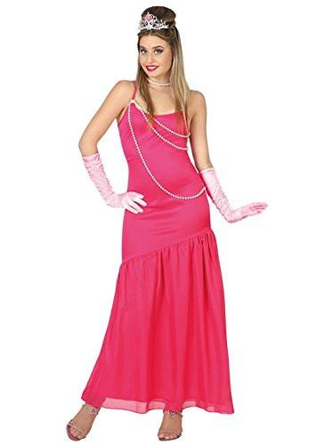 atosa 26434 Rose Woman's Costume