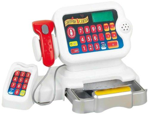 Theo Klein 9420 Electronic Cash Register Set with Accessories