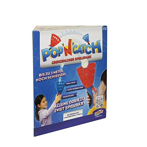 "Geospace ""Pop N Catch"" Fishing Mug (Multi-Colour)"