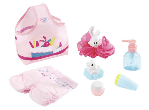 "Baby Born 823606 ""Bathtime Wash and Go"" Set"