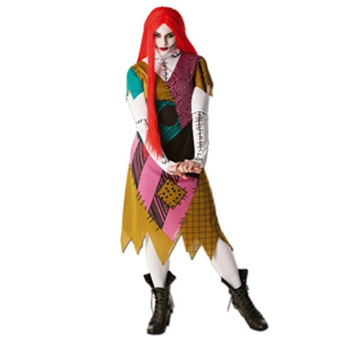 Rubie's Official Ladies Sally Nightmare Before Christmas, Adult Costume - Medium