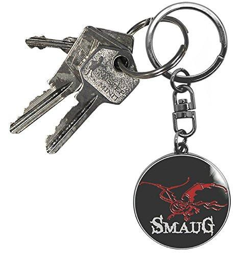 "ABYstyle The Hobbit ""Smaug"" Keychain (Multi-Colour)"