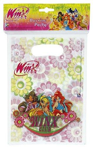 Winx Club Bags Beautiful Sachets for the Party