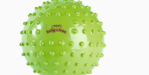 BabyToLove Sensory Ball (Plain Lime)