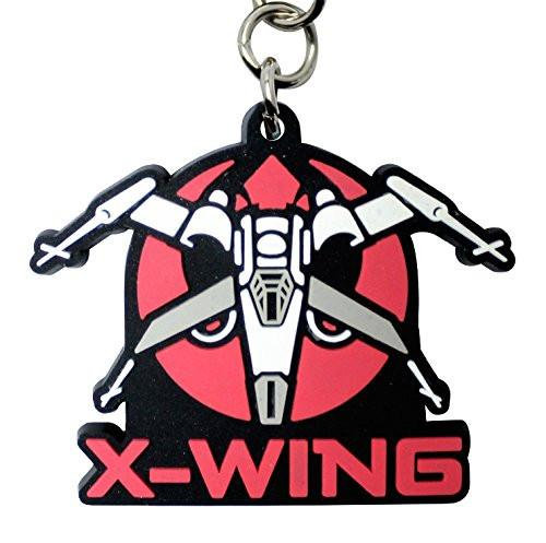 "ABYstyle Star Wars ""X-Wing"" Keychain (Multi-Colour)"