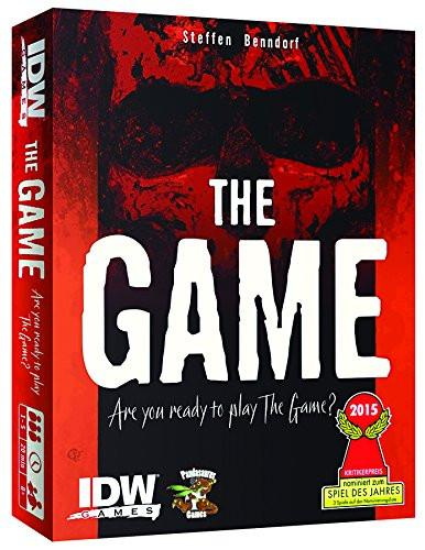 "IDW Games OCT160551 ""The Game on Fire"" Card Game"