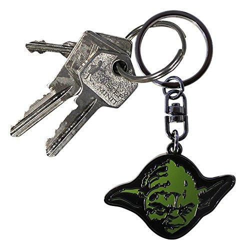 "ABYstyle Star Wars ""Yoda"" Keychain (Multi-Colour)"