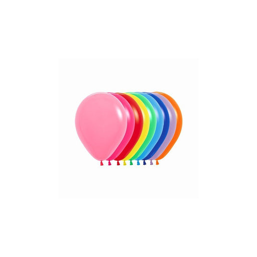 sempertex - Colors Of Balloons Latex, 30 cm, Pack of 50 (R12 - 800)