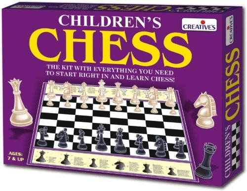 Creative Educational Children's Chess Game