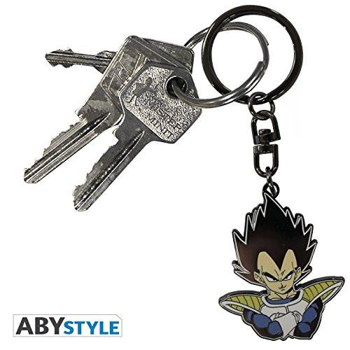 "ABYstyle ""Vegeta"" Dragon Ball Keychain (Multi-Colour)"