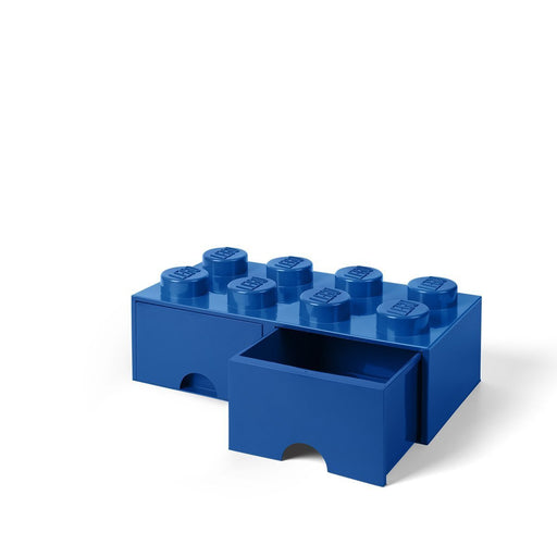 LEGO L4006B.00 Blue Storage Brick 8 with Drawers