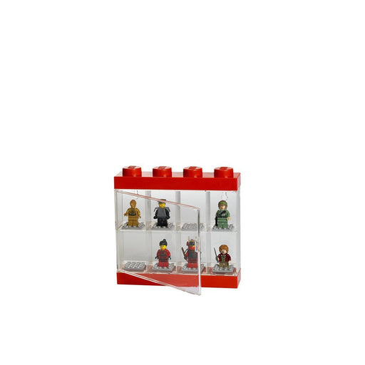 LEGO Small Minifigure Case (Red)