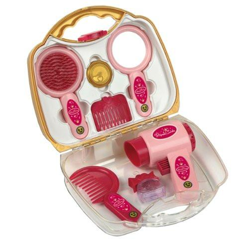 "Theo Klein 5273 ""Princess Coralie"" Hairdressing Case Set (Small)"