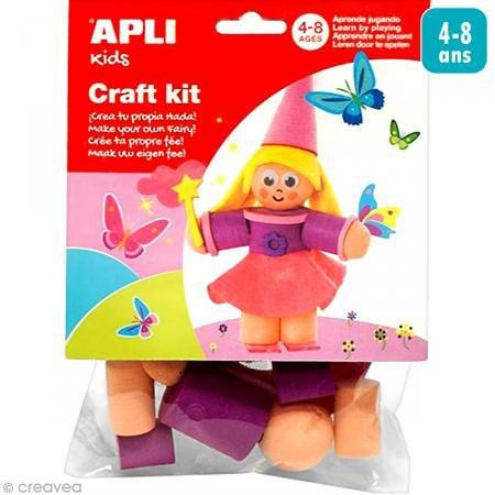 Apli Apli13715 Fairy Craft Kit