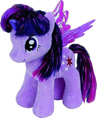 Ty UK My Little Pony Twilight Sparkle Buddy