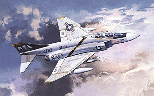 "Academy USN F-4J ""VF-84 Jolly Rogers"" Model Kit"