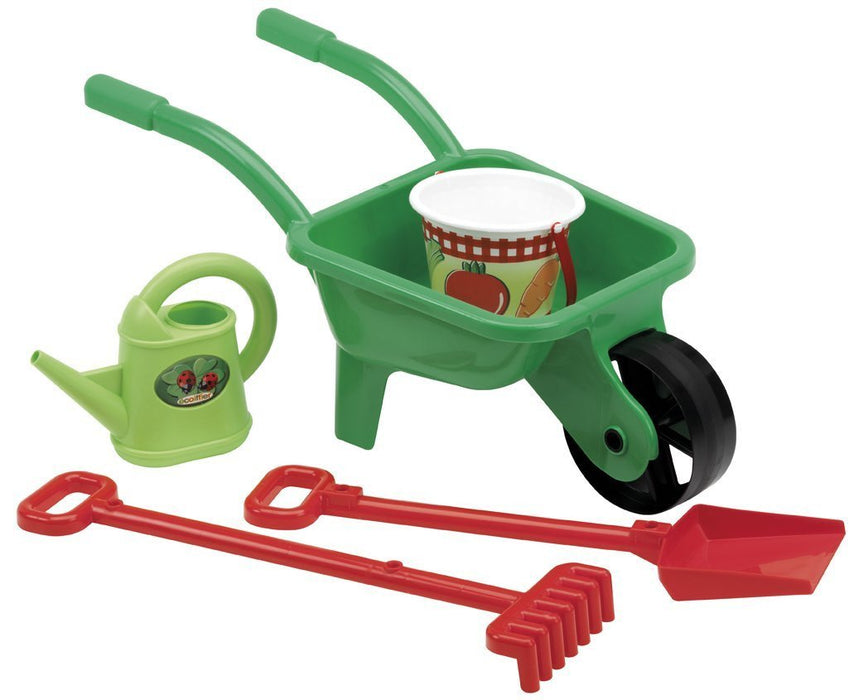 Ecoiffier Wheelbarrow Set