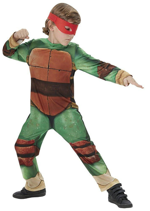 Rubie's Official Child's Teenage Mutant Ninja Turtle Classic Costume - Medium 5 -6 Years