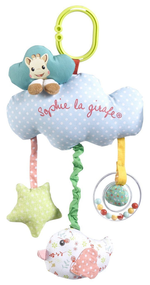 Vulli Sophie the giraffe My musical box, cot, carseat buggy toy
