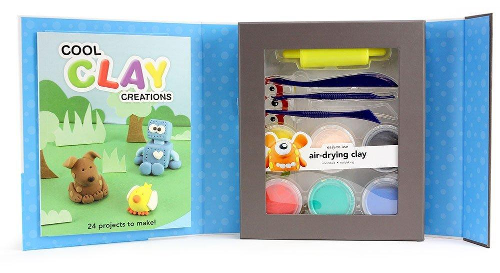 Spicebox Fun with Clay Toy (6 Containers)