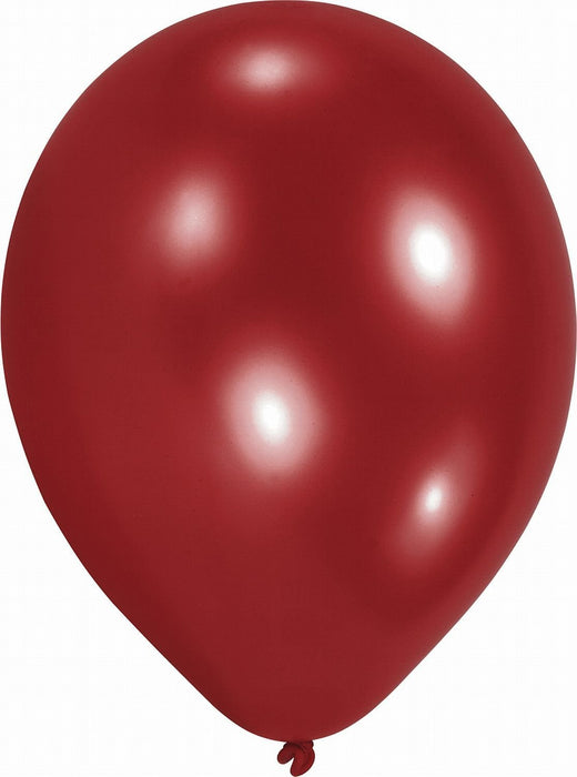 Party-Luftballon, rot, 100er-Pack