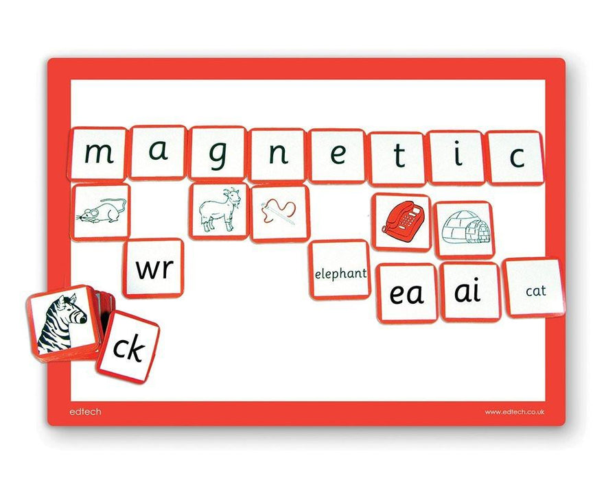 "Inspirational Classrooms 3005702 ""Magnetic Alphabet Tiles"" Educational Toy"