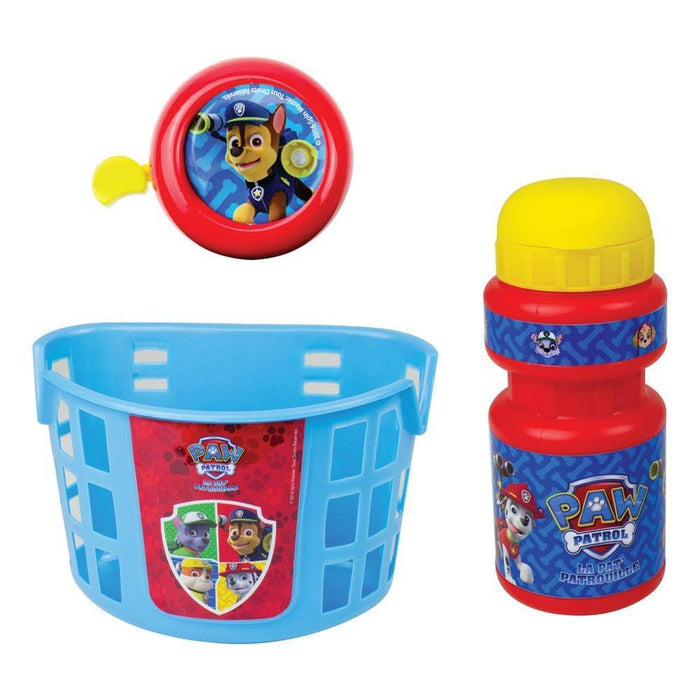 paw patrol OPAW074 Basket with Accessories for Bike
