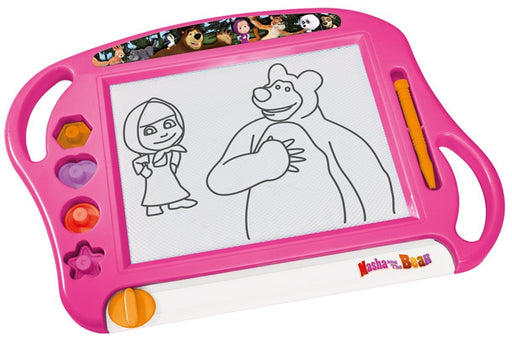 Simba 109302394 Mascha and the Bear Magic Drawing Board 45 cm