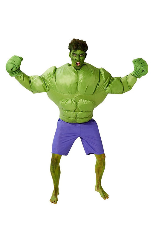 Rubie's Official Marvel Inflatable Hulk, Adult Costume - One Size