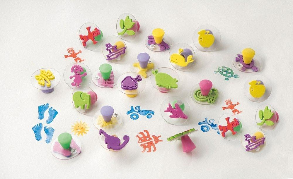 Playbox Motifs Stamp Set (Pack of 20)