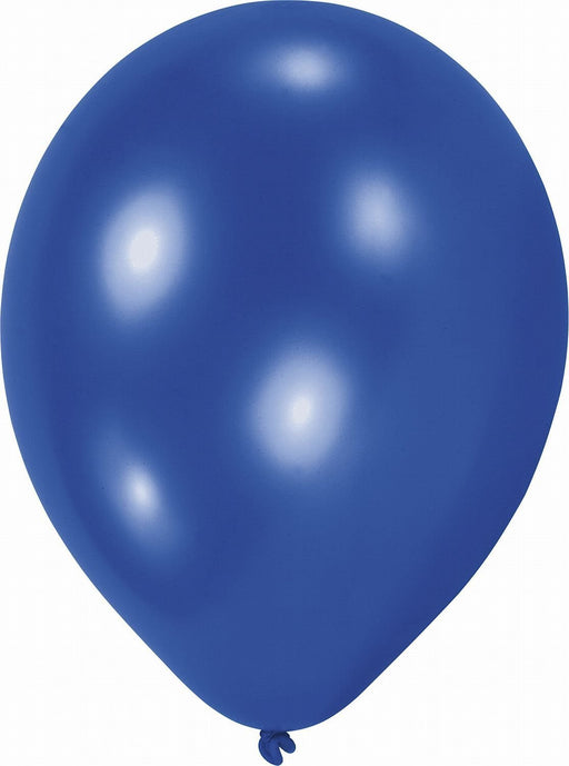 Riethmüller 6494 - 100 BALLOONS, Approximately 65 cm Blue (blau)