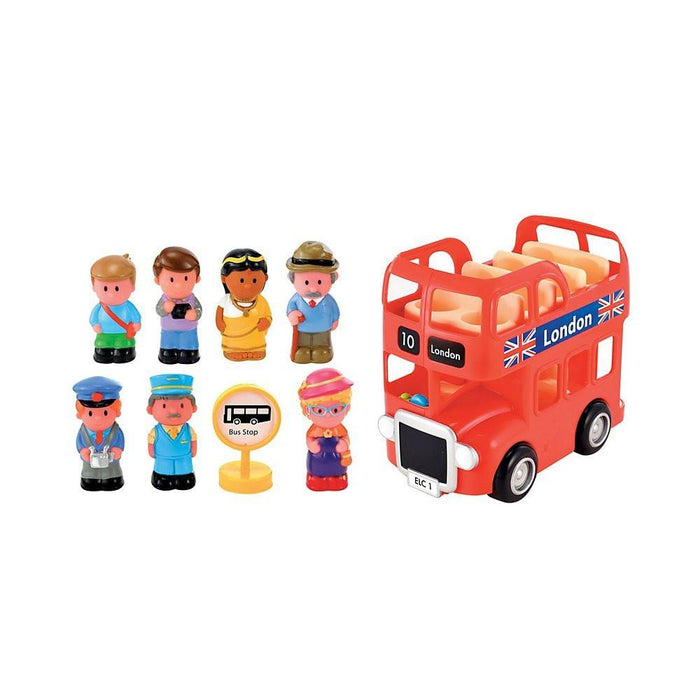 Early Learning Centre Figurines (Happy land London Bus)