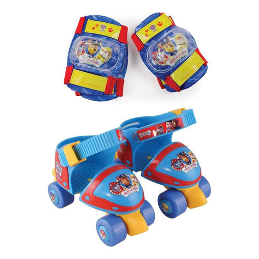 "paw patrol OPAW019 ""Elbow/Knees Pads"" Quad and Protection Set"