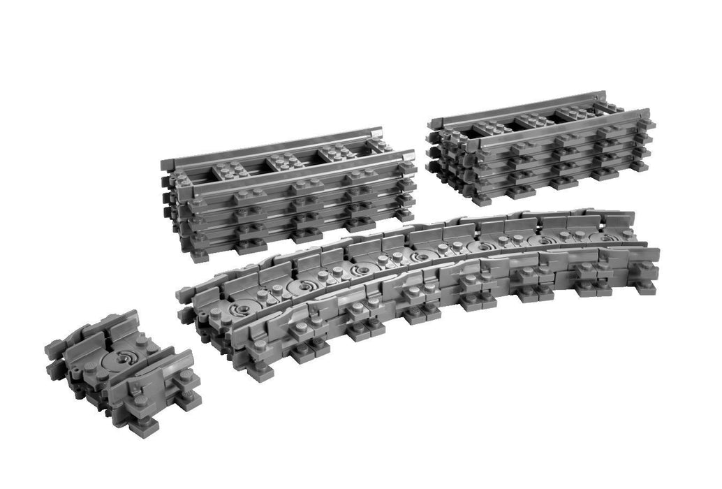 LEGO City 7499: Flexible Tracks