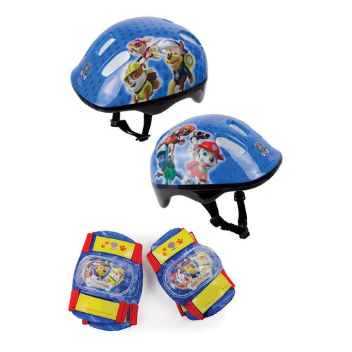 Paw Patrol DARP-OPAW204 Helmet with Knee and Elbow Pad Protection Pack