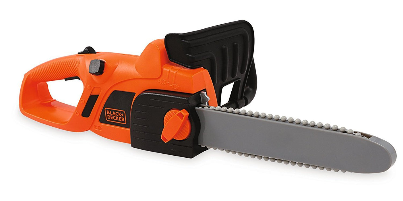 "Smoby ""Black and Decker"" Chain Saw (Multi-Colour)"