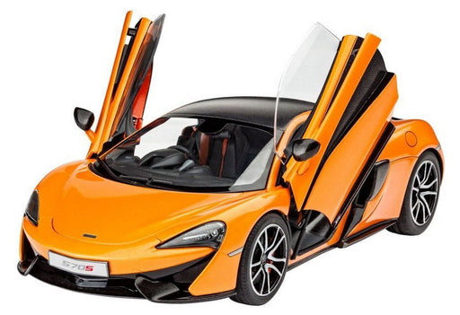 "Revell GmbH 07051 1:24 Scale ""McLaren 570S"" Plastic Model Kit"
