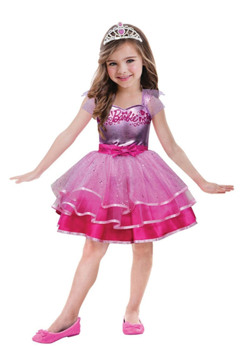 Barbie Ballet Costume to Fit (3-5 Years)