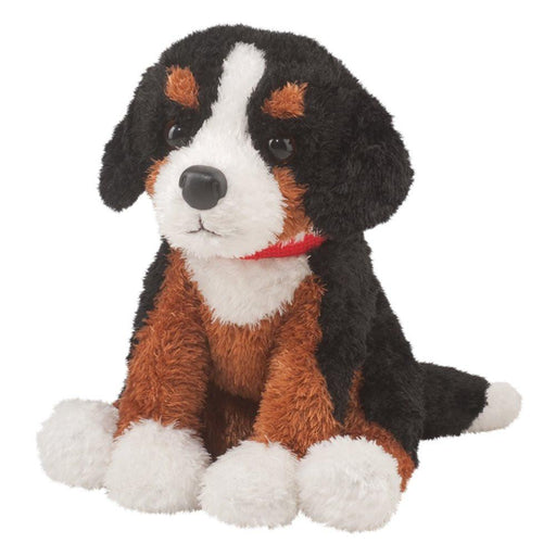 Cuddle Toys 4175 Button Puppy Bernese Mountain Dog Toy