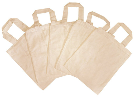 Eduplay 230005 Big Cotton Bags (5-Piece)