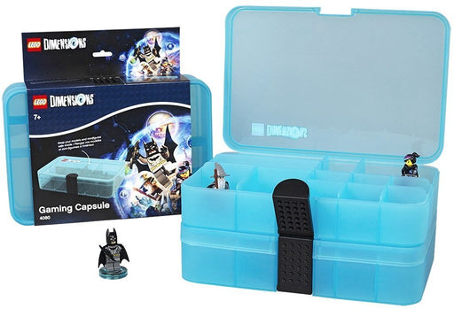 LEGO Dimensions Gaming Capsule Transparent Light Blue