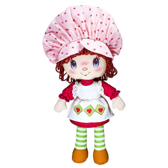 The Bridge Direct Strawberry Shortcake 35th Anniversary Soft Doll