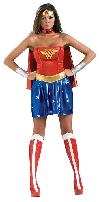 Rubie's Official Ladies Wonder Woman Adult Costume - Small