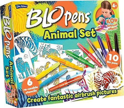 BLO pens Activity Set Animals