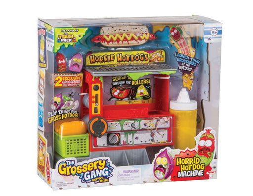 "Grossery Gang  ""Horrid Hot Dog"" Playset"