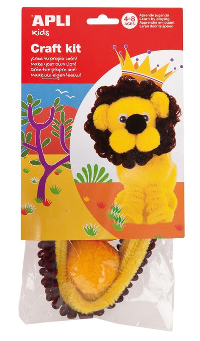 Apli Apli13716 Lion Craft Kit