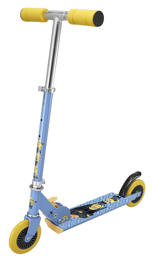 Despicbale Me Minion Folding Scooter