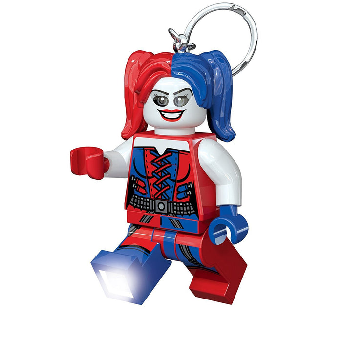 Lego Lights IQLGL-KE99 LEGO DC Comics Super Heroes Harley Quinn Key Light